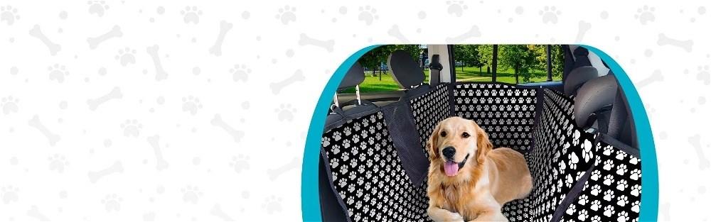 Capas e Assentos Pet para Carro