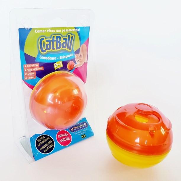 Brinquedo mini Pet Ball para gatos ou cães de pequeno porte