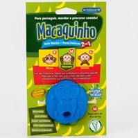 Produto Brinquedo porta petiscos interativo Macaquinho M para cães
