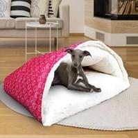 Produto Cama pet Envelope Fluffy em pelúcia para cães