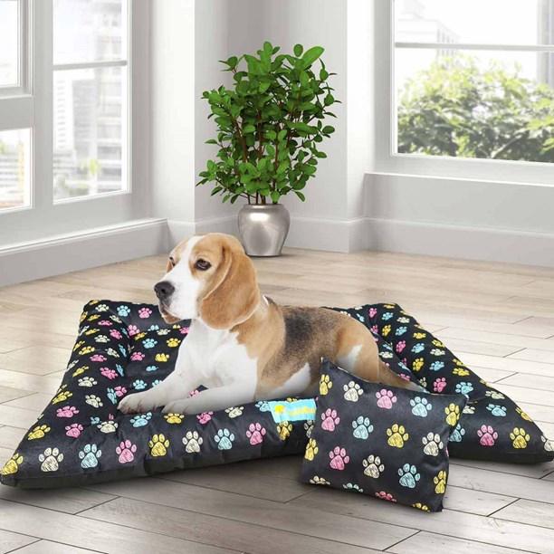 Cama pet Soft para cachorros de todos os tamanhos