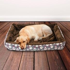 Cama pet Top Confort para cães de todos os tamanhos