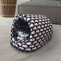 Produto Caminha pet Amora Igloo para cães e gatos