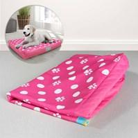 Produto Capa da cama pet impermeável Absolute Aquablock para cães (somente a capa)