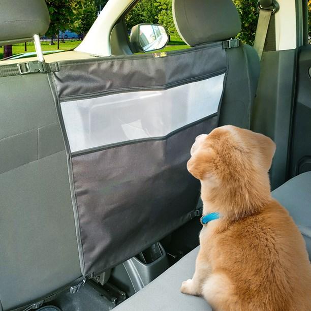 Capa de Proteção para o cão não passar entre os bancos dianteiros
