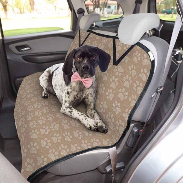 Capa pet impermeável BASIC PREMIUM para levar cães no carro