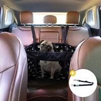 Produto Capa pet impermeável Mini PLUS 45cm (1 assento) para cães
