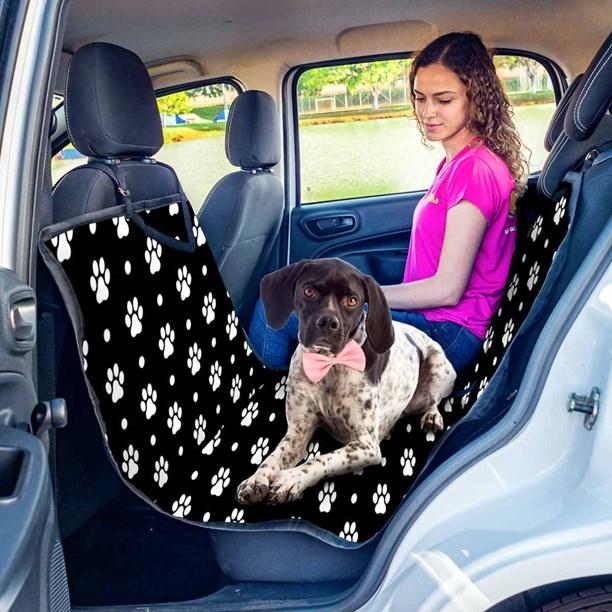 Capa pet impermeável MULTI PREMIUM para levar cães no carro (+ porta malas)