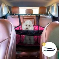 Produto Capa pet impermeável PLUS PREMIUM 45cm para levar cães no carro