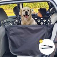Produto Capa pet impermeável PLUS PREMIUM 75cm para levar cães no carro