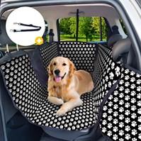 Produto Capa pet impermeável PLUS PREMIUM + TELA para levar cães no carro