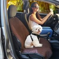 Produto Capa protetora impermeável FRONT LUXO para o banco dianteiro do carro