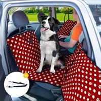 Produto Capa protetora Impermeável VERSATILE para levar cães no carro (6 formas de uso)