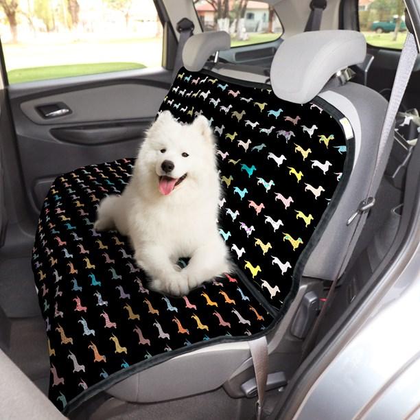 Capa protetora pet impermeável BASIC LUXO para levar cães no carro