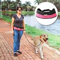 Produto Cartucheira de cintura Walk para adestramento e passeio com cães
