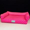 Kit Cama pet Soft com Edredom e Tapete para cachorros