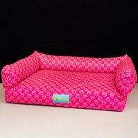 Produto Kit Cama pet Soft com Edredom e Tapete para cachorros