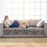 Produto Manta Pet Luxo impermeável sob medida para cama ou sofá