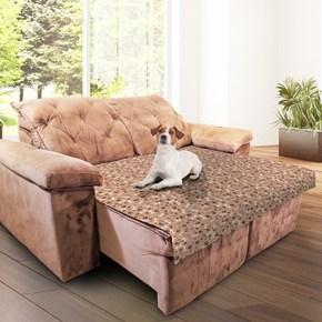 Manta Protection Pet impermeável para acomodar cães na cama