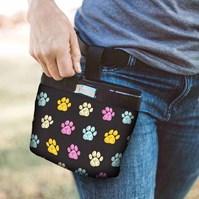 Produto Porta Petiscos de cintura Pet Style com zíper para treino de cães