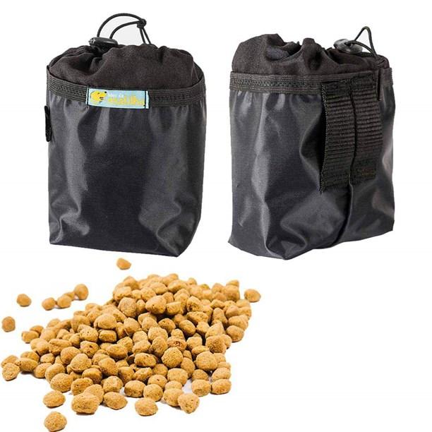 Porta petiscos Walk para uso na cintura para treino de cães